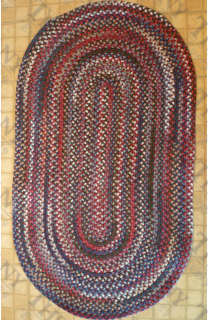 Home Brights Amber Red (2'x3' oval)