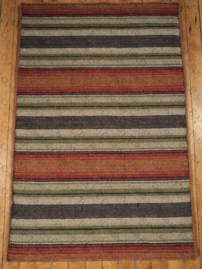 casual living rust 2 x3 the rug company