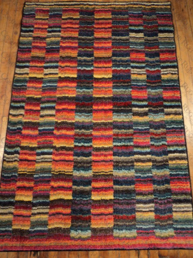 """Color Weave (4'x5'9"""")"""