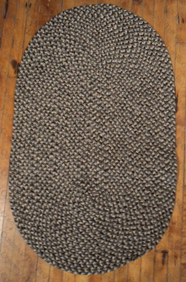 "New Braid Mix Custom Color Size (2'6""x4'2"")"